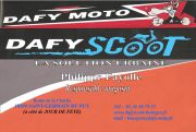Daffy moto / scoot